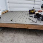 Deck in Progress