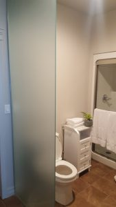 Privacy Wall for Toilet