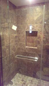 Shower Inset