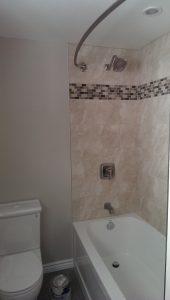 Shower in Progress