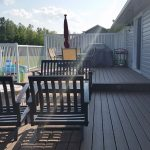 Two Level Decking