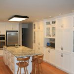 Kitchen Island, Storage Cabinets