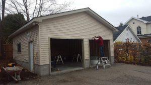 Addition Garage