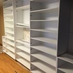Wall Unit in Progress