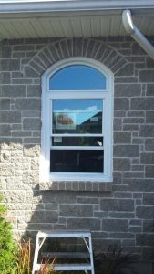 Domed Window