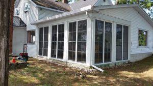 Outdoor Room Windows