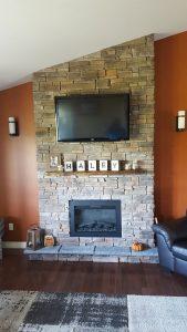 Haley Fireplace