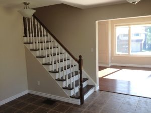 Staircase, Railing