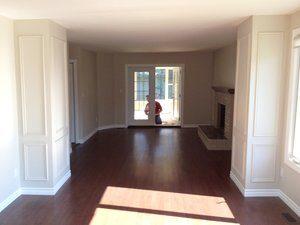 Flooring, French Doors