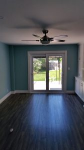 Flooring, Sliding Doors