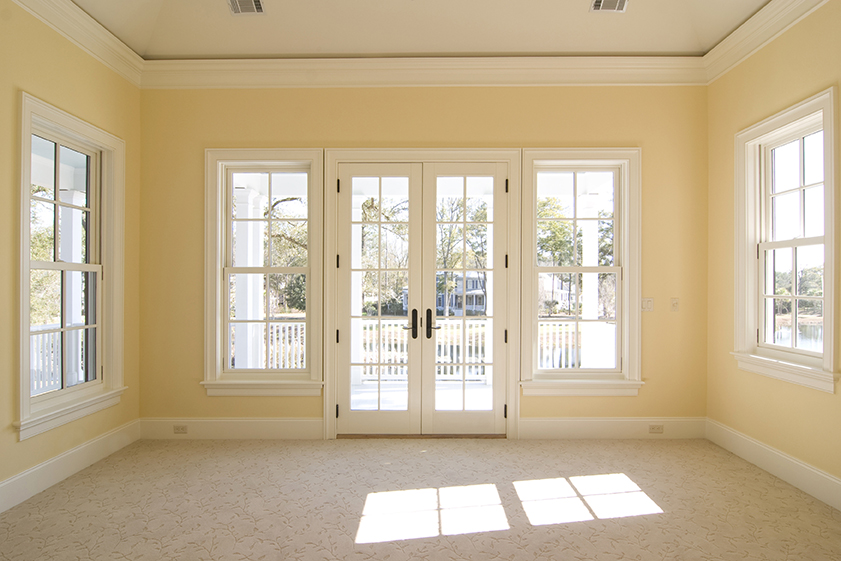 French Doors, Windows